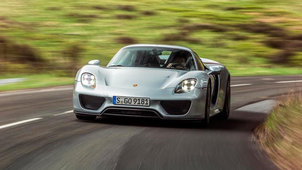 Porsche 918, 1