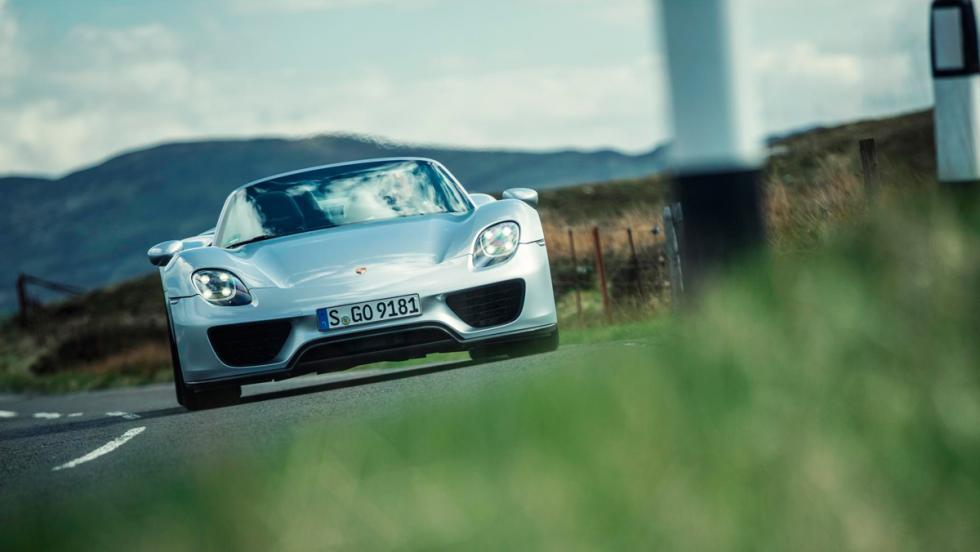 Porsche 918, 3