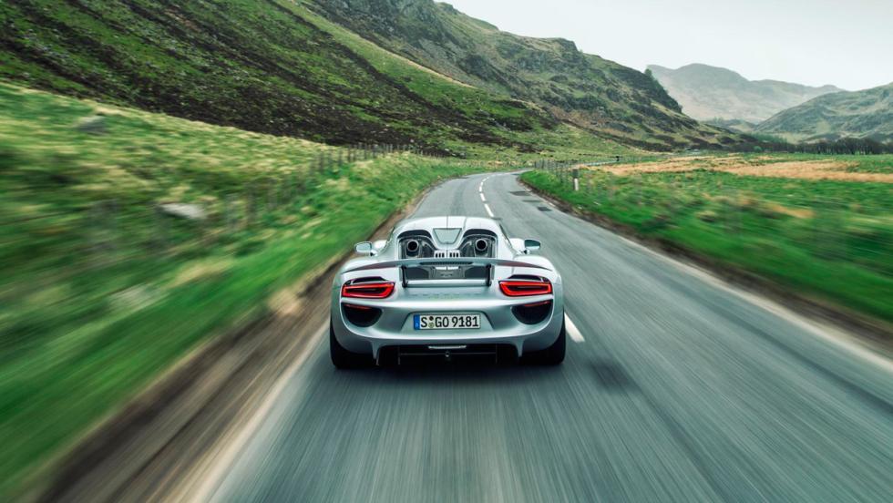 Porsche 918, 8