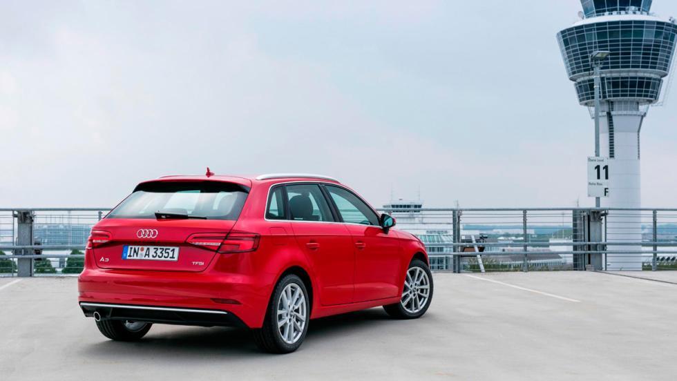 Prueba nuevo Audi A3, 5