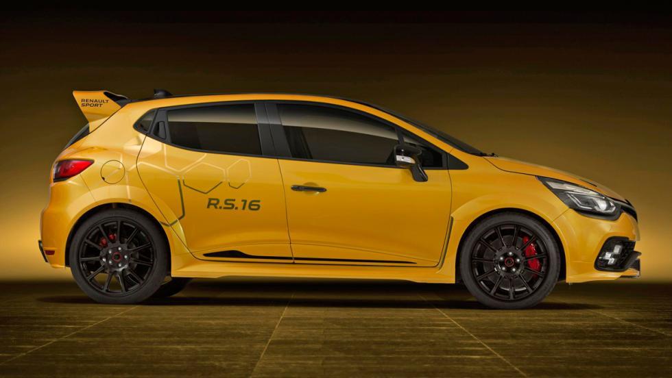 Renault Clio Sport RS16, 3