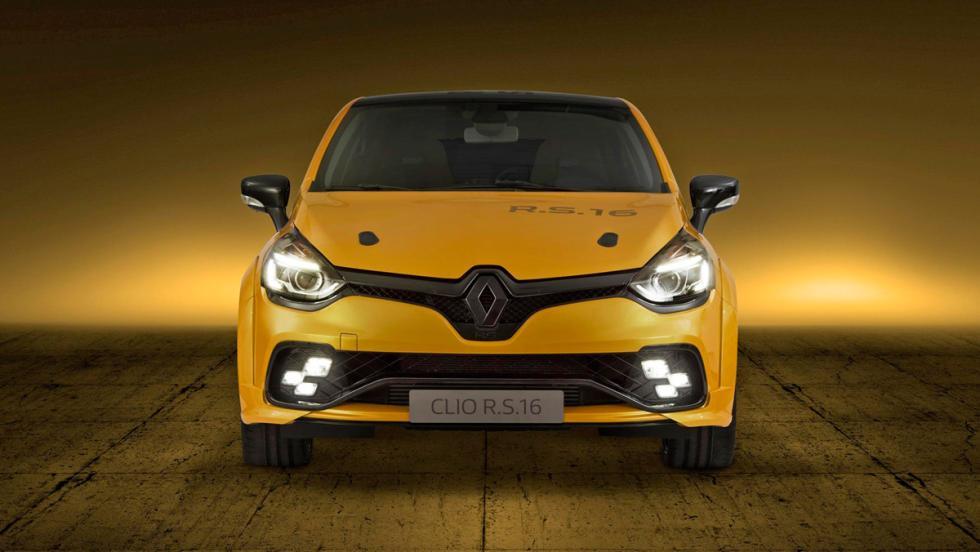 Renault Clio Sport RS16, 5