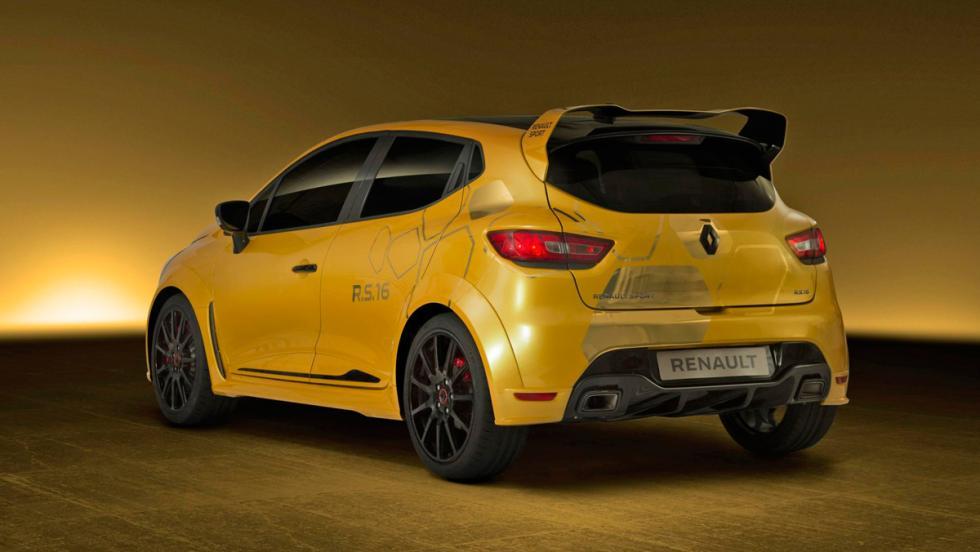 Renault Clio Spot RS16, 2