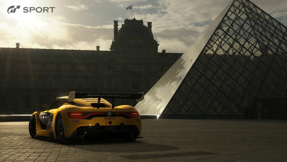 Renault Sport R