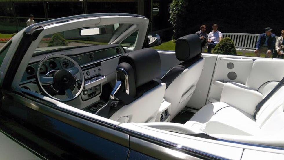 Rolls-Royce Phantom Zenith Collection, 5