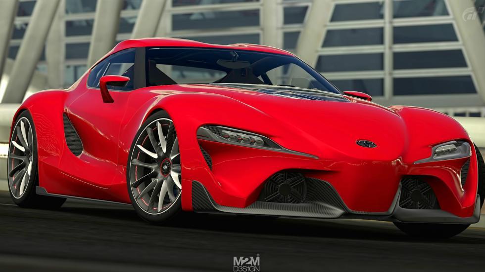 Toyota FT-1 Vision Gran Turismo