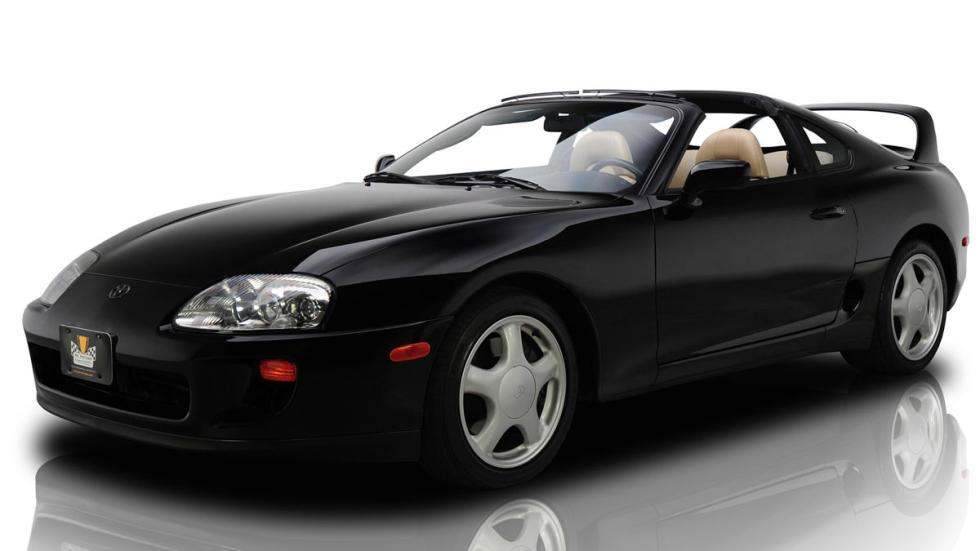 Fast and Furious Toyota Supra Turbo