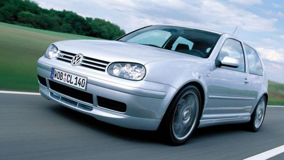 Volkswagen Golf GTI mkIV 25 aniversario