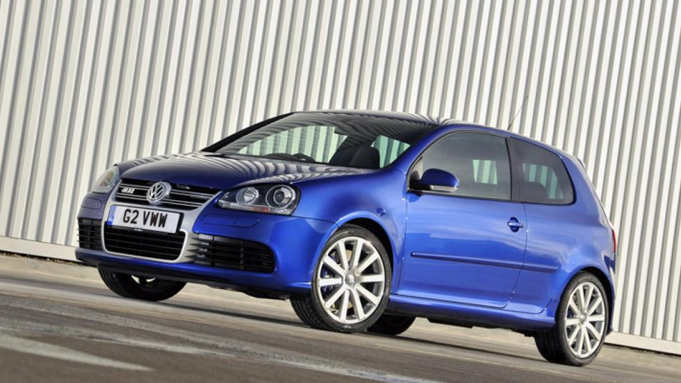 Volkswagen Golf R32 mkV
