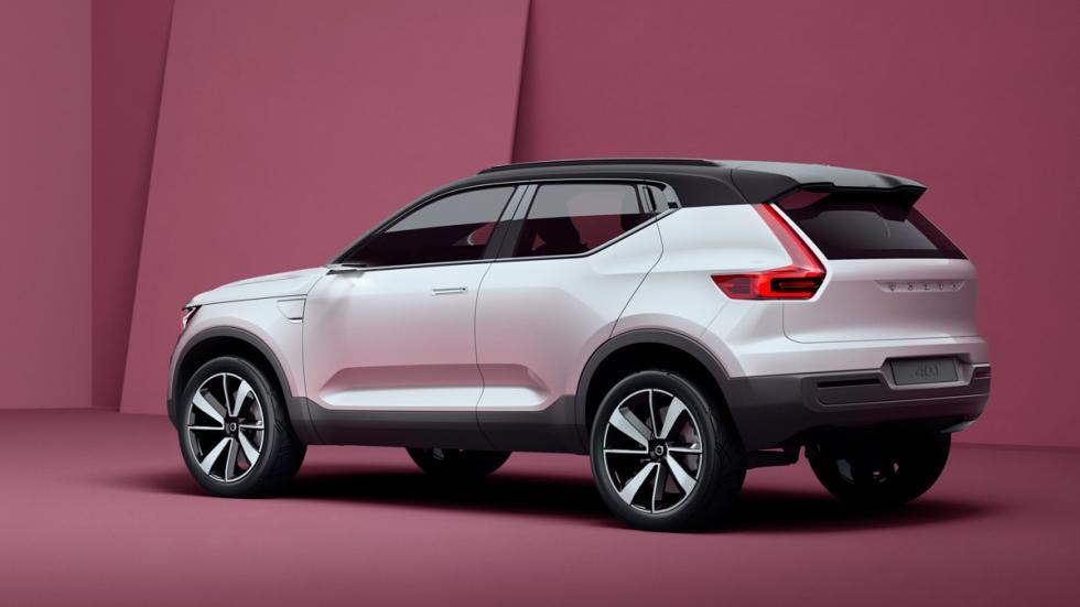 Volvo Concept 40 1 trasera