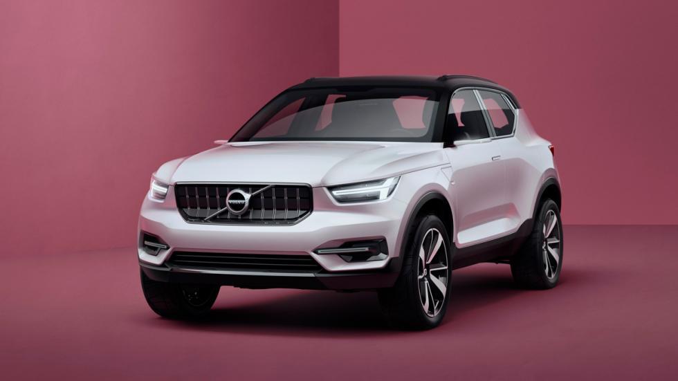 Volvo Concept 40 1