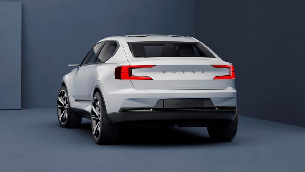 Volvo Concept 40 2 trasera