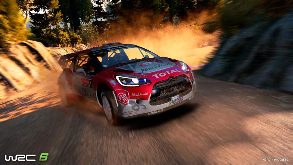 WRC 6, 3