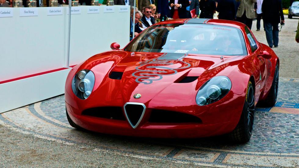 Zagato Alfa Romeo TZ3 Corsa (2010)