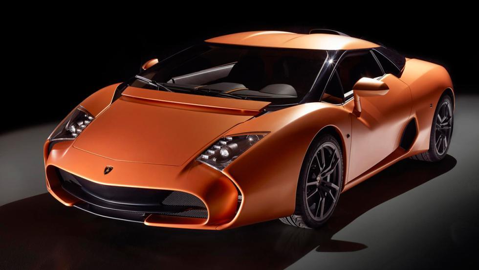 Zagato Lamborghini 5-95 (2014)