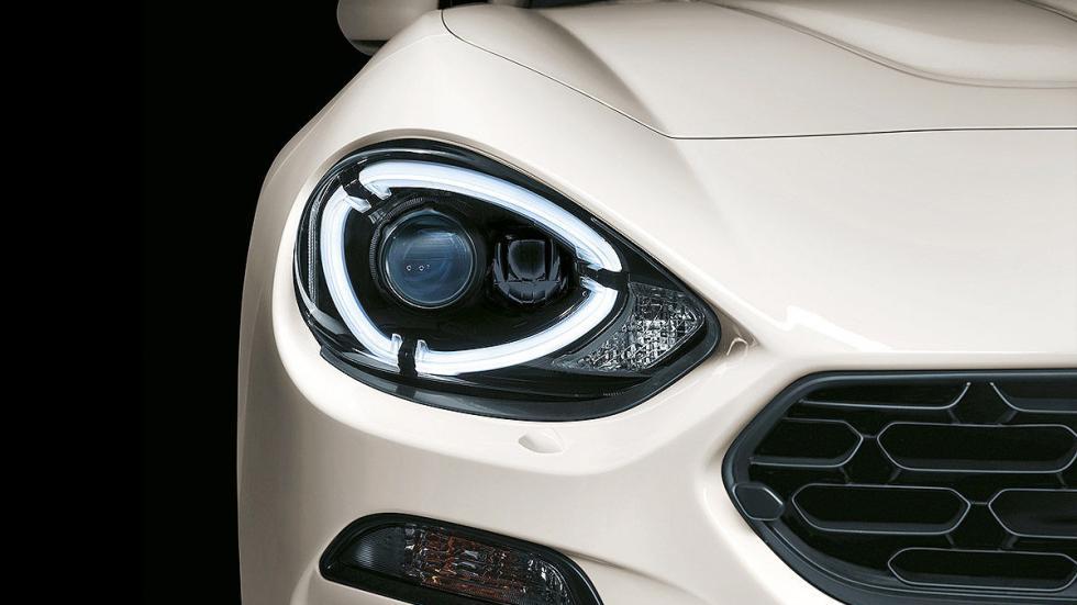 Prueba: Fiat 124 Spyder faro