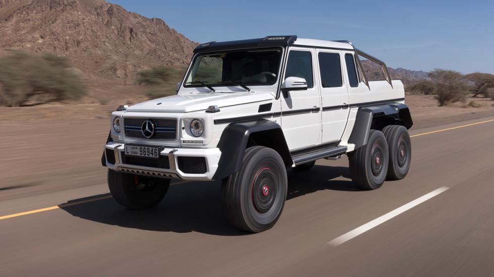 Mercedes-AMG G63 6x6