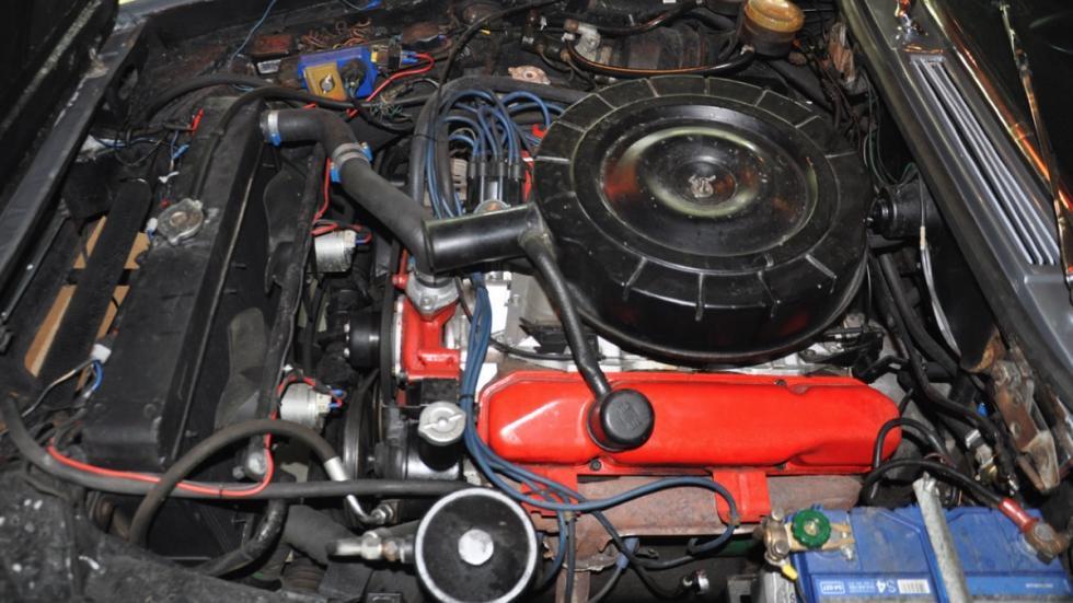 Jensen Interceptor 1968 motor