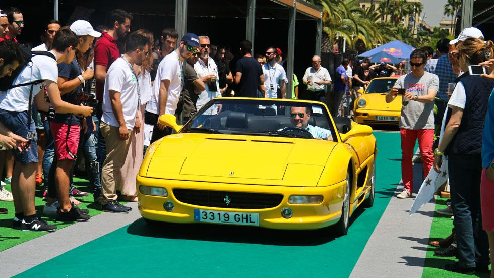 6to6 Barcelona Motordays Ferrari 355 Spider