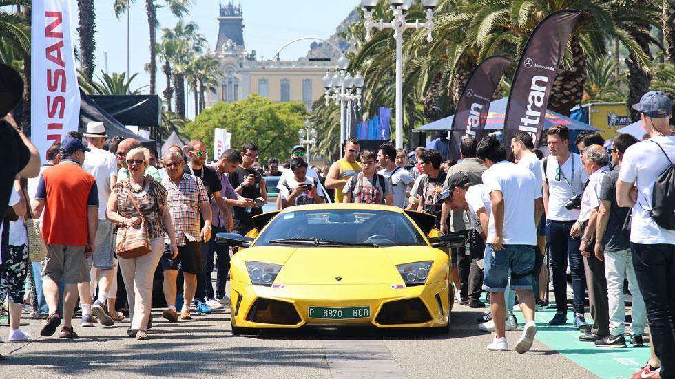 6to6 Barcelona Motordays Lamborghini Murcielago