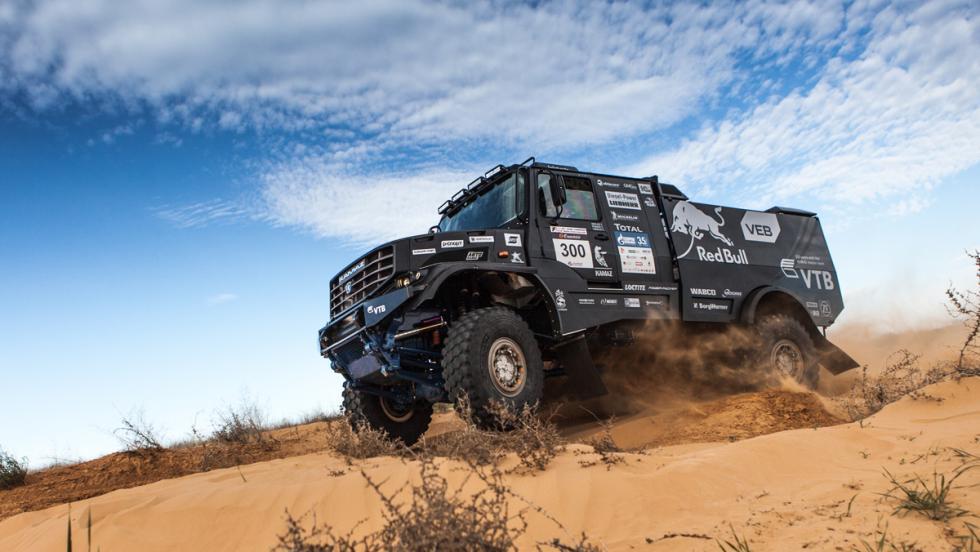 Kamaz Dakar 2017, 4