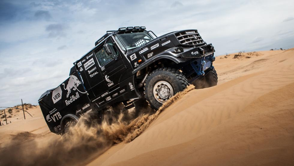 Kamaz Dakar 2017, 5