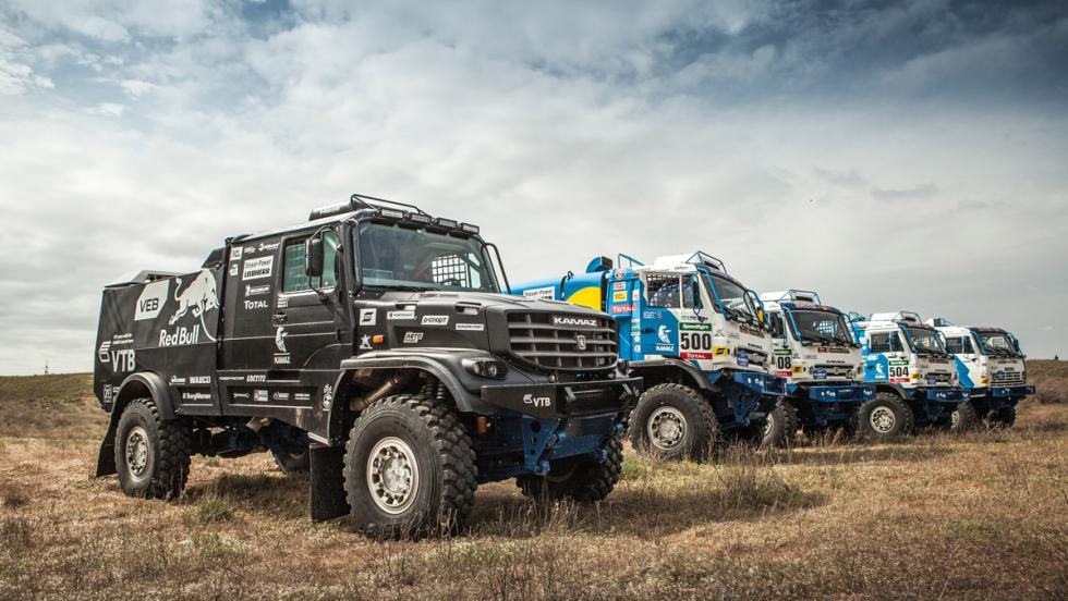 Kamaz Dakar 2017, 6