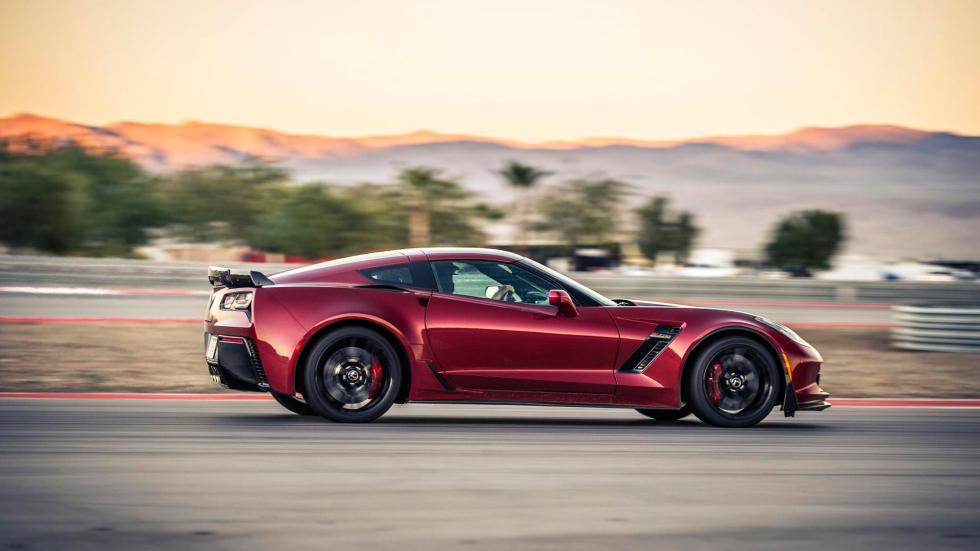 2. Chevrolet Corvette Z06. De 0 a 100 km/h en 2,9 segundos
