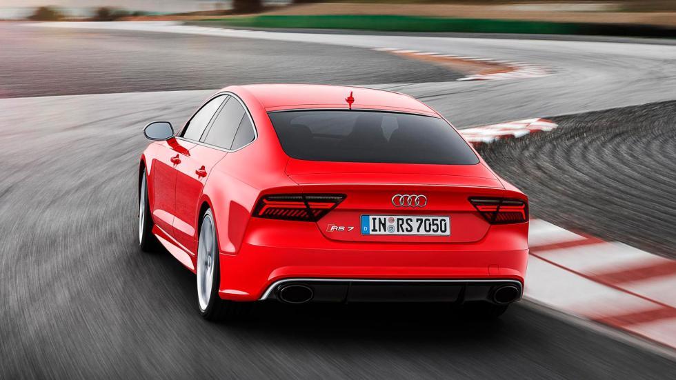 5. Audi RS7 Performance. De 0 a 100 km/h en 3,7 segundos