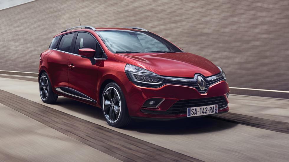 Renault Clio 2017 familiar