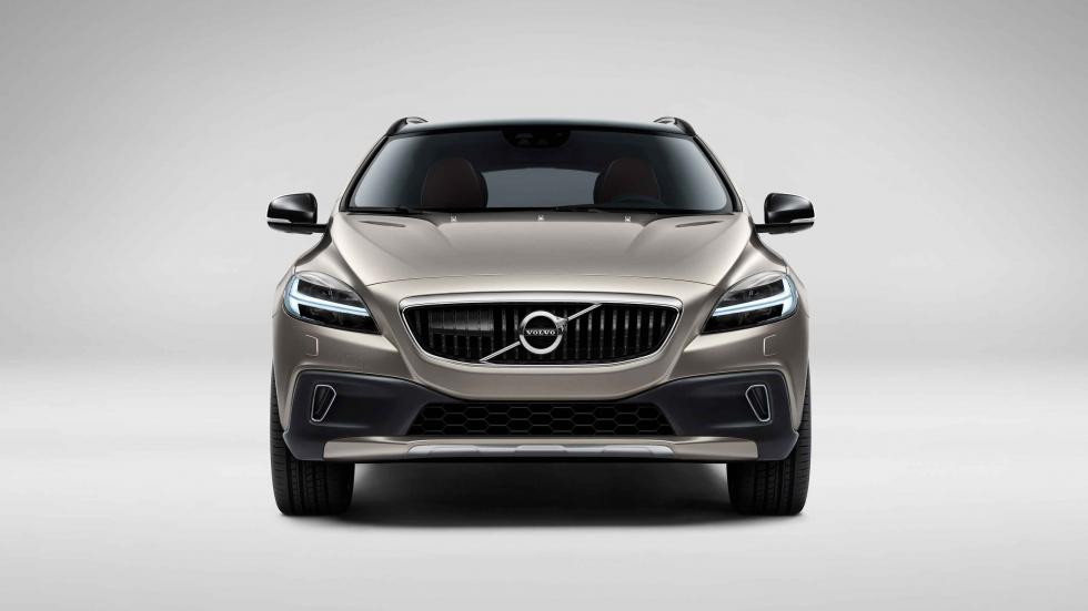 volvo v40 cross country 2017 frontal