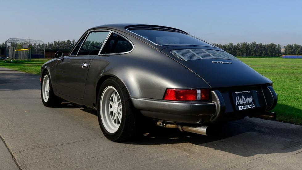 Porsche Bisimoto 911BR zaga
