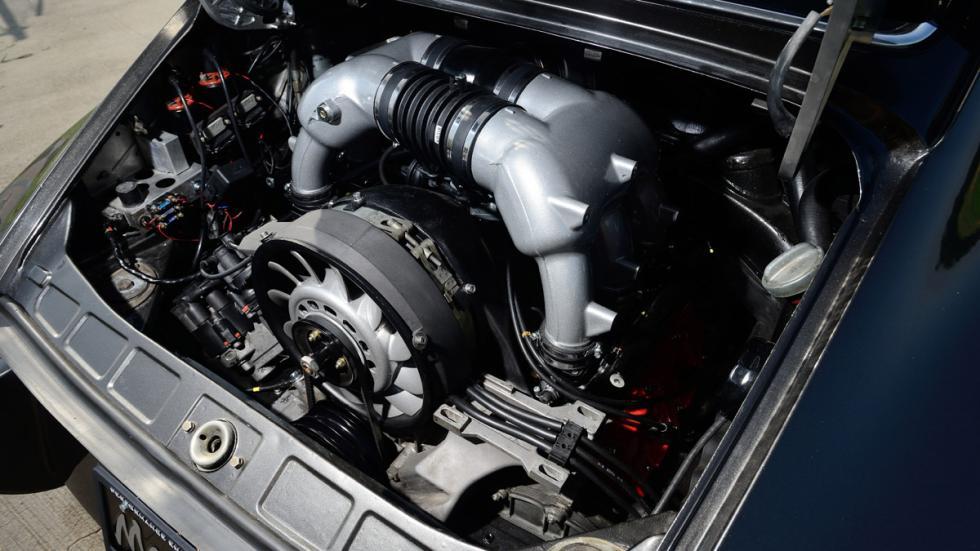 Porsche Bisimoto 911BR motor