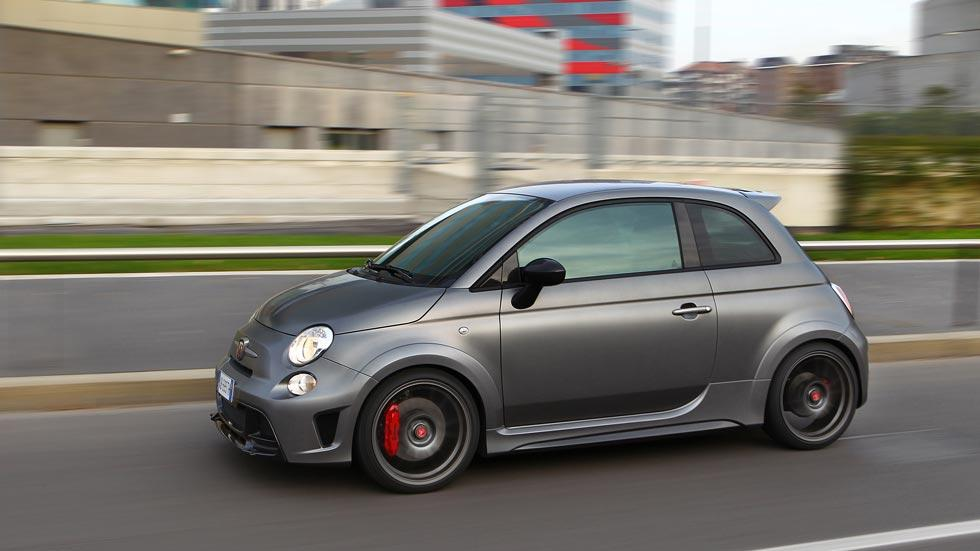 Abarth Biposto lateral
