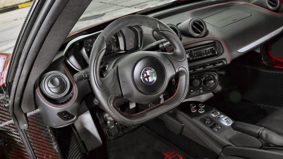 Alfa Romeo 4C Spider (8)