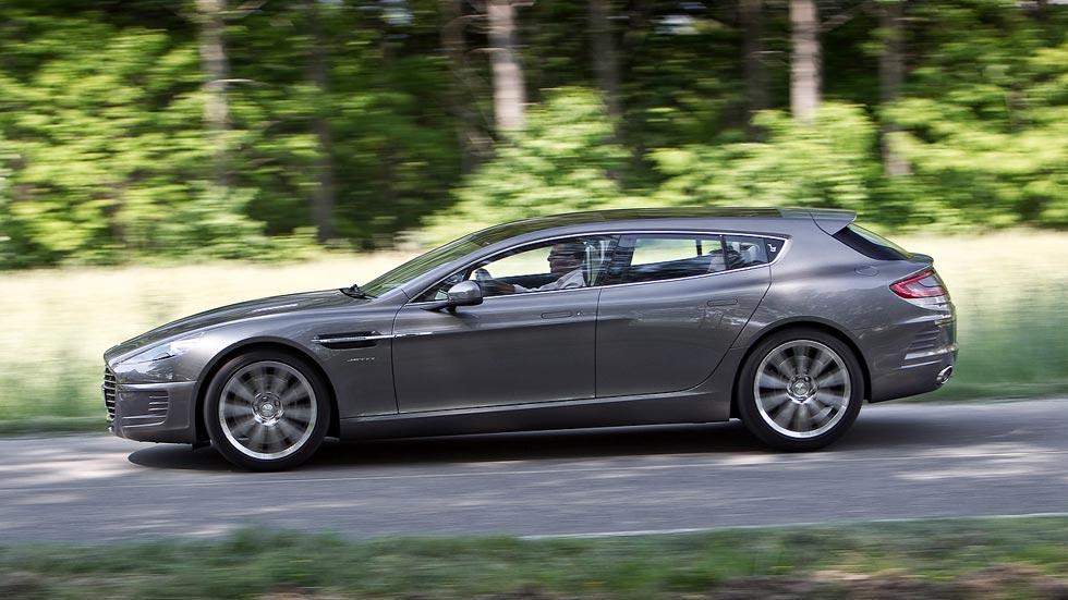 Aston Martin Bertone Jet2 lateral
