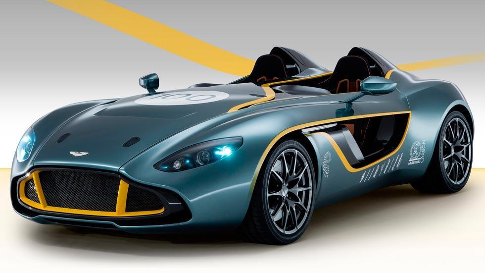 Aston Martin CC100 Speedster prototipo concept