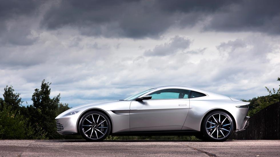 Aston Martin DB10 lateral concept prototipo