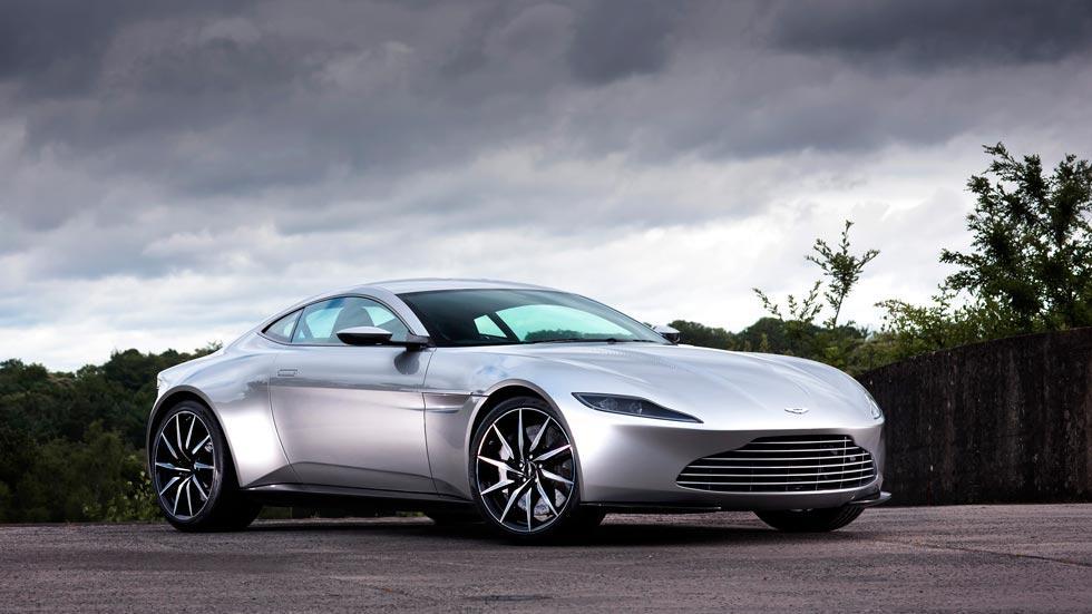 Aston Martin DB10 concept prototipo