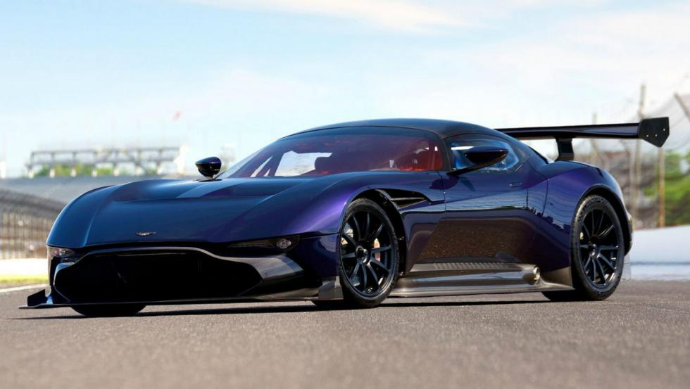 Aston Martin Vulcan subasta