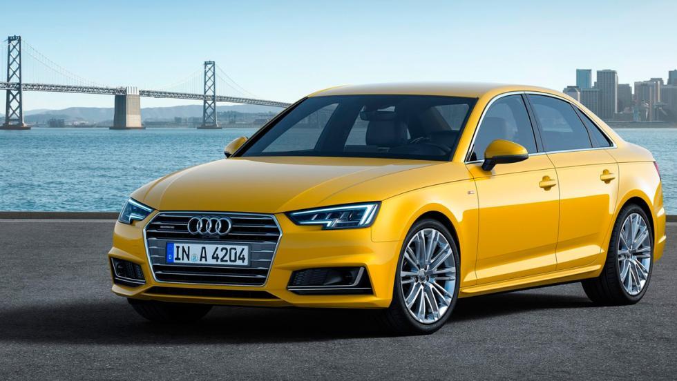 Audi A4 3.0 TDI 218