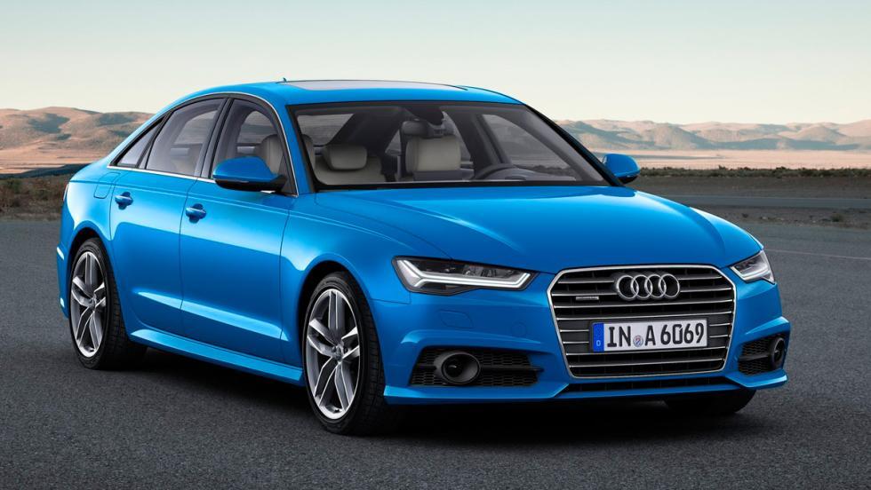 Audi A6 3.0 TDI quattro 272