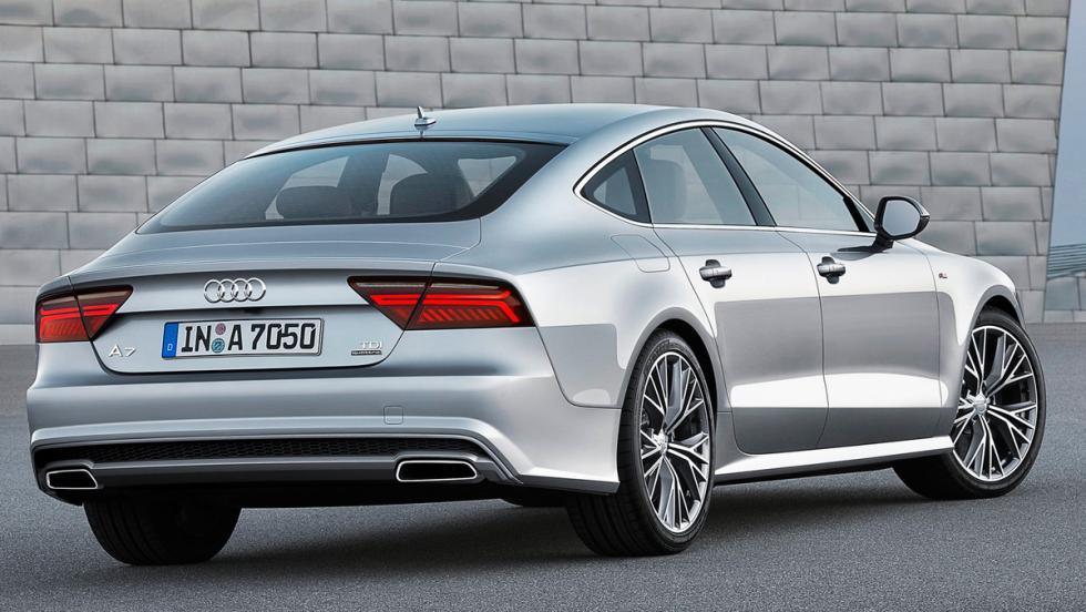 Audi A7 3.0 TDI quattro 272