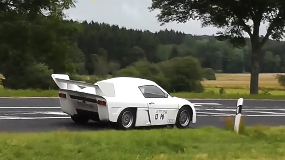 Audi Grupo S