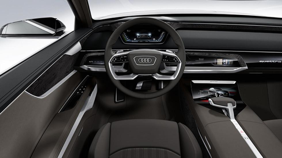 Así serán los Audi de la próxima generación