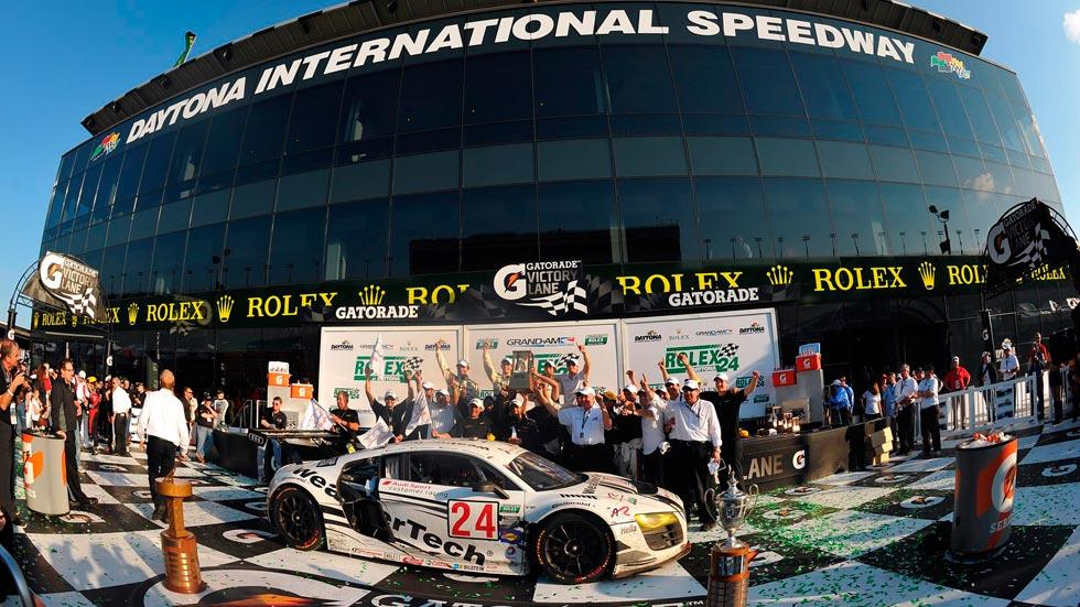 Audi R8 LMS Daytona competicion