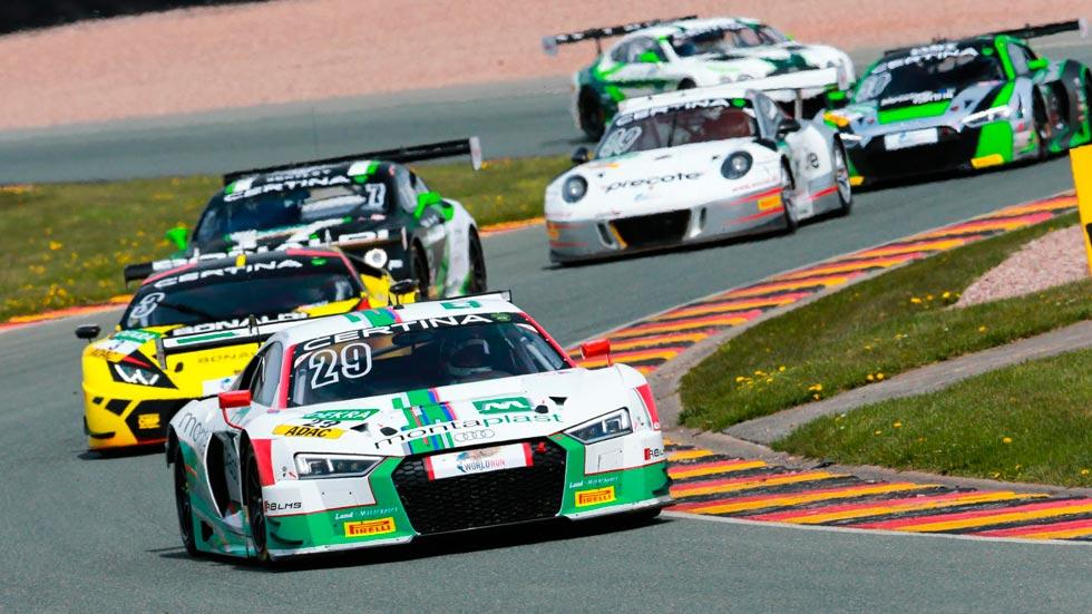 Audi R8 LMS nuevo carrera motorsport