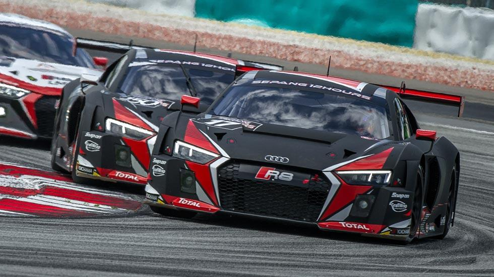 Audi R8 LMS nuevo motorsport competicion gt3
