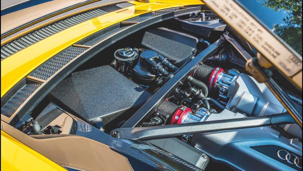 Audi R8 Plus UR (I)