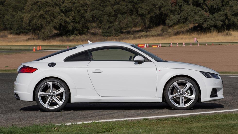 Audi TT tdi lateral deportivo
